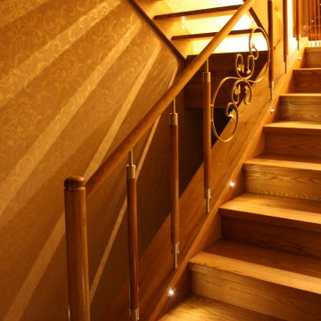 Laiptai. Gamintojas
